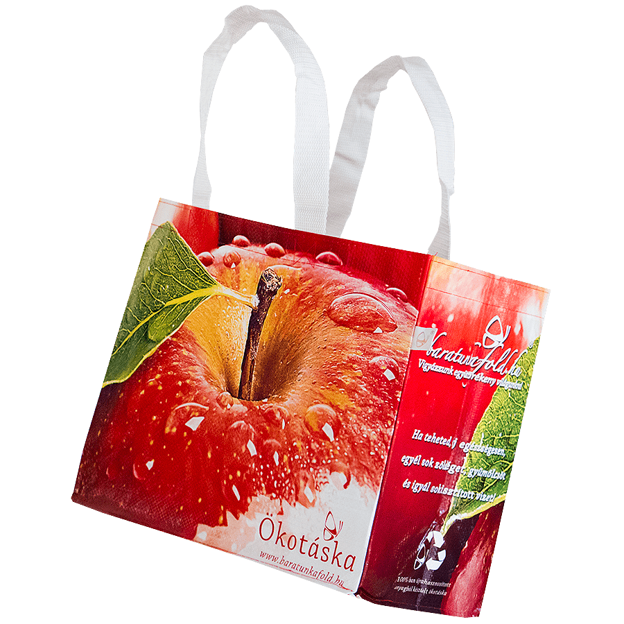 Barátunkaföld - Apple Ecobag