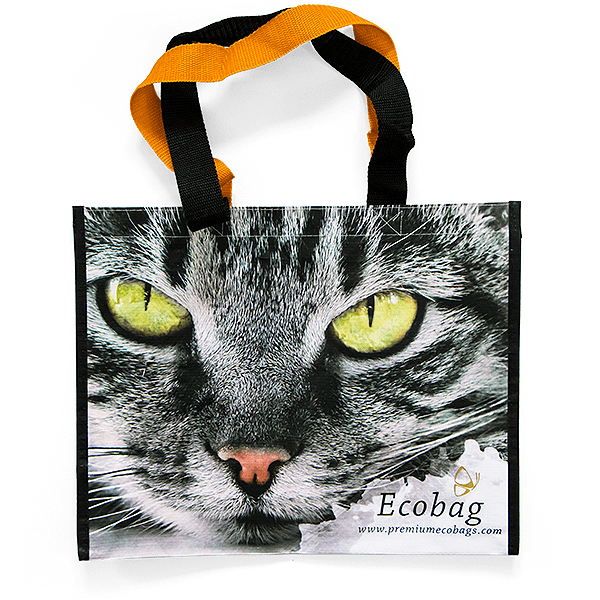Cats Ecobag for all the cat and pet lovers to wheedle them